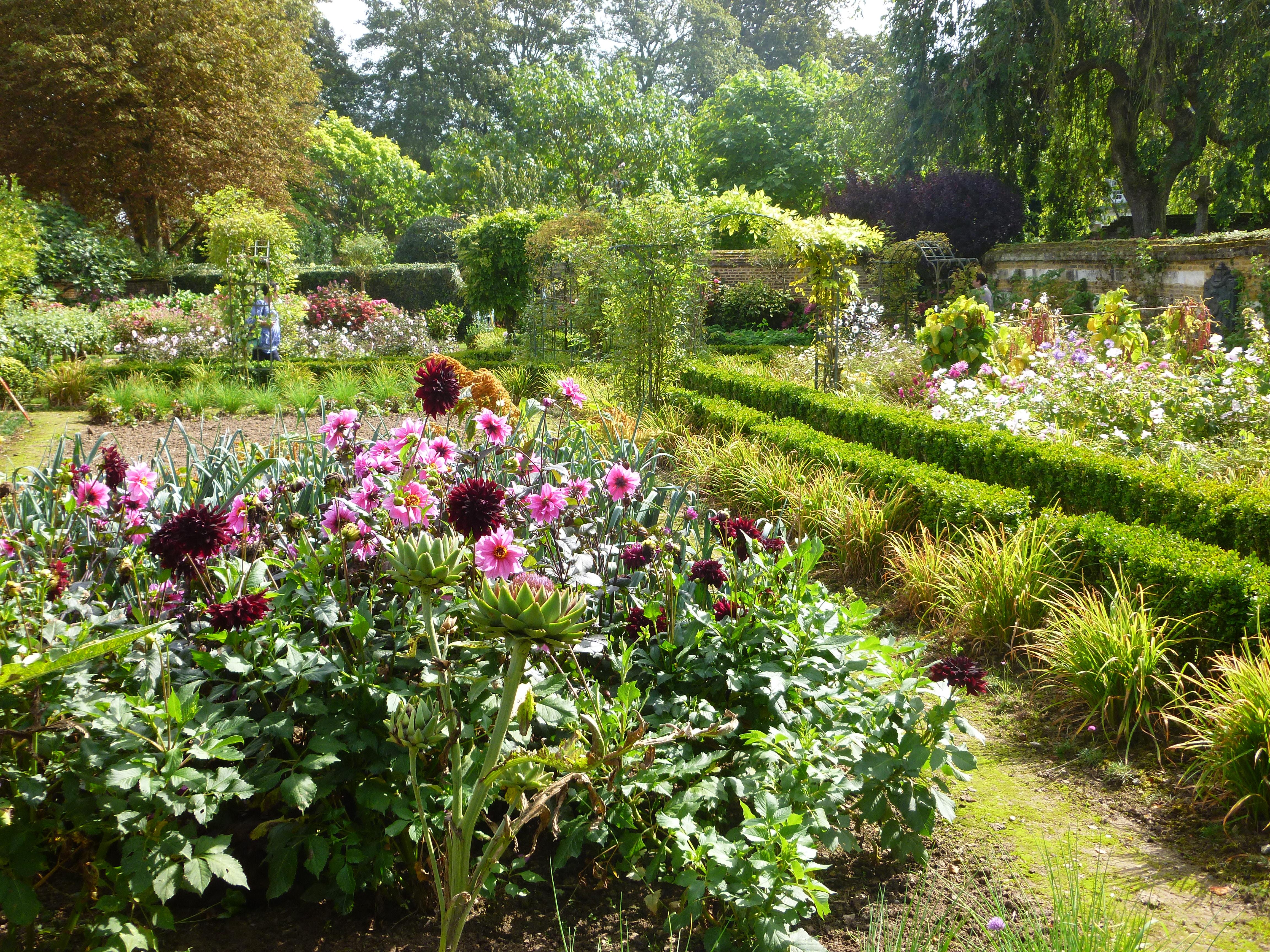 Les Jardins de Maizicourt Picardy